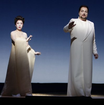 ZHANG AND FARINA IN WILSON BUTTERFLY