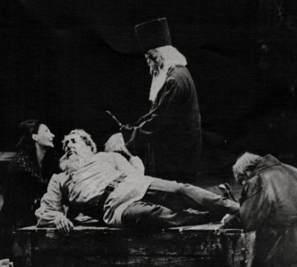 KATERINA'S FATHER DYING