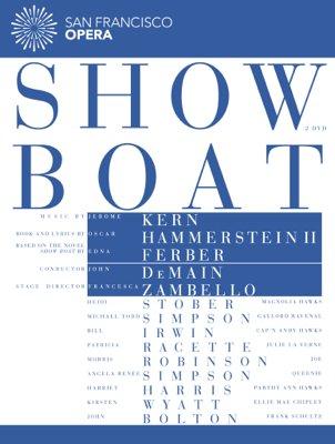 SHOW BOAT SFO (400) DVD COVER