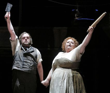 SWEENEY TODD (425) CLEAVER ROLLING PIN