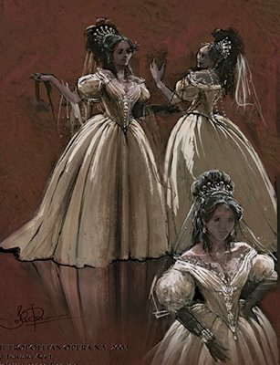 PASCOE 7 THREE GOWNS #3 (400)