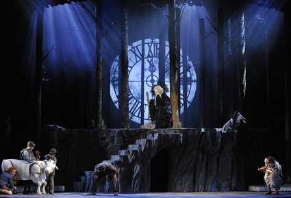 BLAKELEY (425) INTO THE WOODS